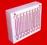 網帶爐纖維加熱器