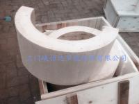 陶瓷纖維開啟式半圓加熱器