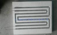 陶瓷纖維電阻絲鑲嵌加熱板