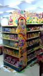 旺旺超市货架