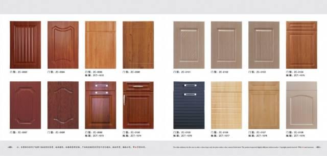 如果你喜欢烤漆材质的橱柜门板