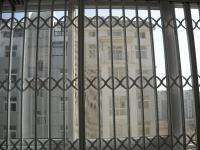 活动防盗窗