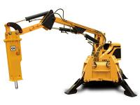 多功能拆除机器人